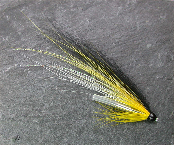 Spring Needle Tube Fly