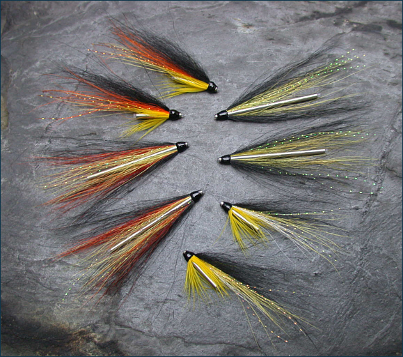 Spring Tube Flies