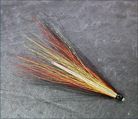 Willie Gunn Tube Fly
