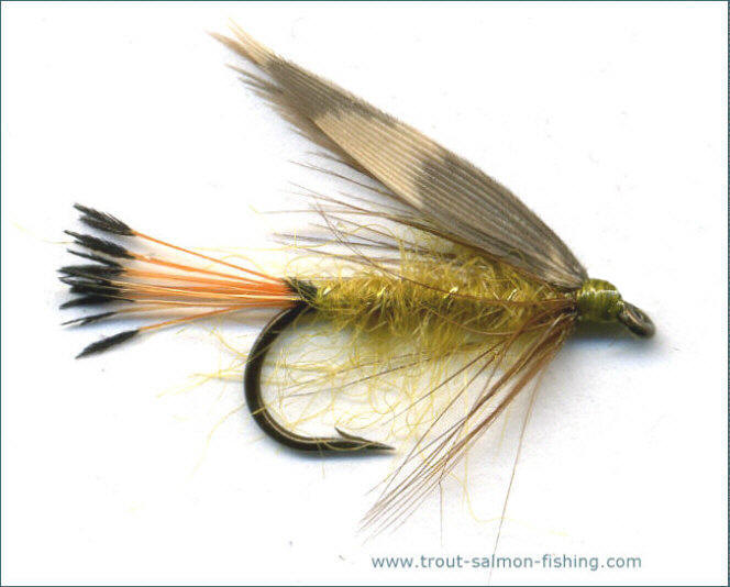 trout flies, Fly Fishing Bait